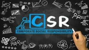 Corporate Social Responsability with digital marketing